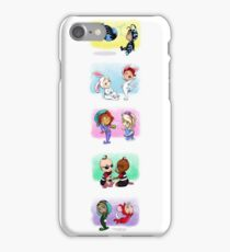 Mad Pajama Party iPhone Case/Skin