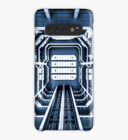 Atrium at Bay 2 Case/Skin for Samsung Galaxy