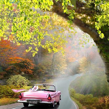 Autumn Ride by izenin