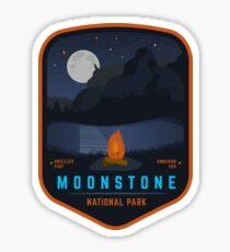 Red Dead Redemption 2 - Moonstone National Park  Sticker