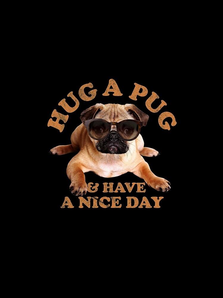 Hug a Pug by RaymundoSouza