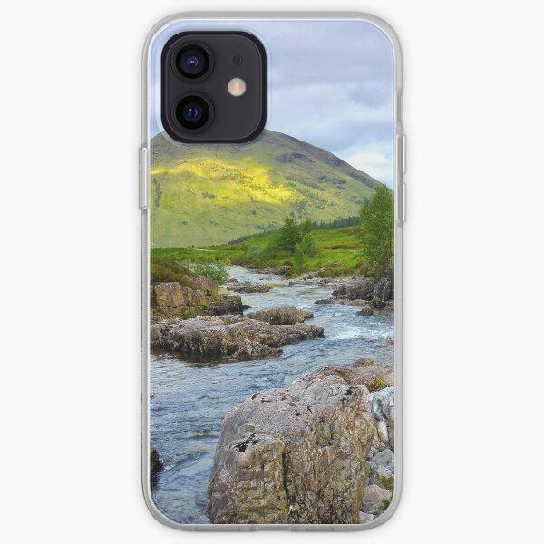 Glencoe,Scotland. iPhone Soft Case