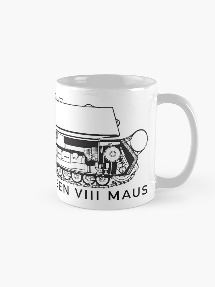 Panzer VIII Maus German WW2 Tank | Mug