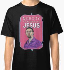 BIG LEBOWSKI-Jesus Quintana- Nobody F*cks with the Jesus Classic T-Shirt