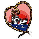 CG 87 Patrol Boat Valentine  by AlwaysReadyCltv