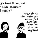 The Fair Trade Diet by Nebsy