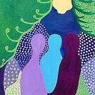 Three in a Garden by cob61
