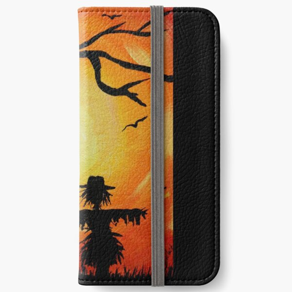 Scarecrow iPhone Wallet