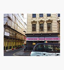 London in Summer Photographic Print