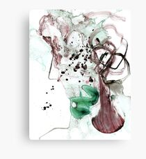 Oil and Water #22 Canvas Print