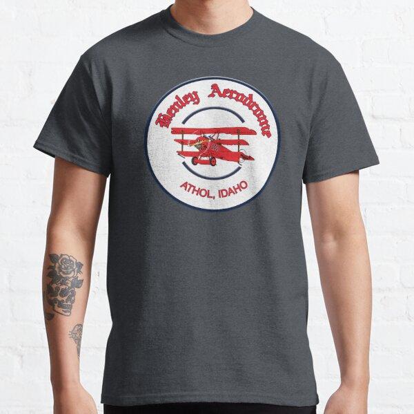Henley Aerodrome Classic T-Shirt