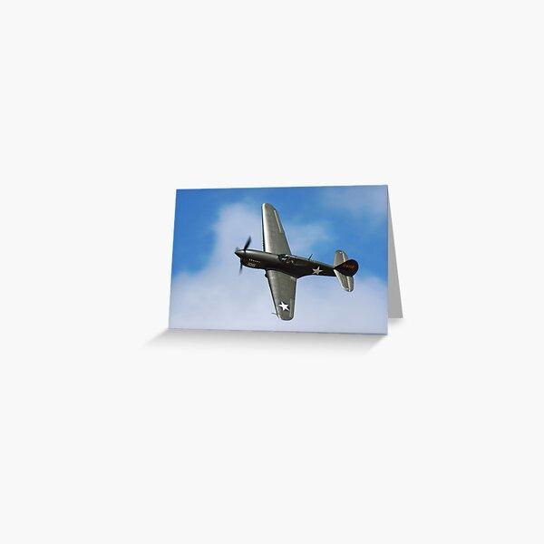 P-40F Greeting Card