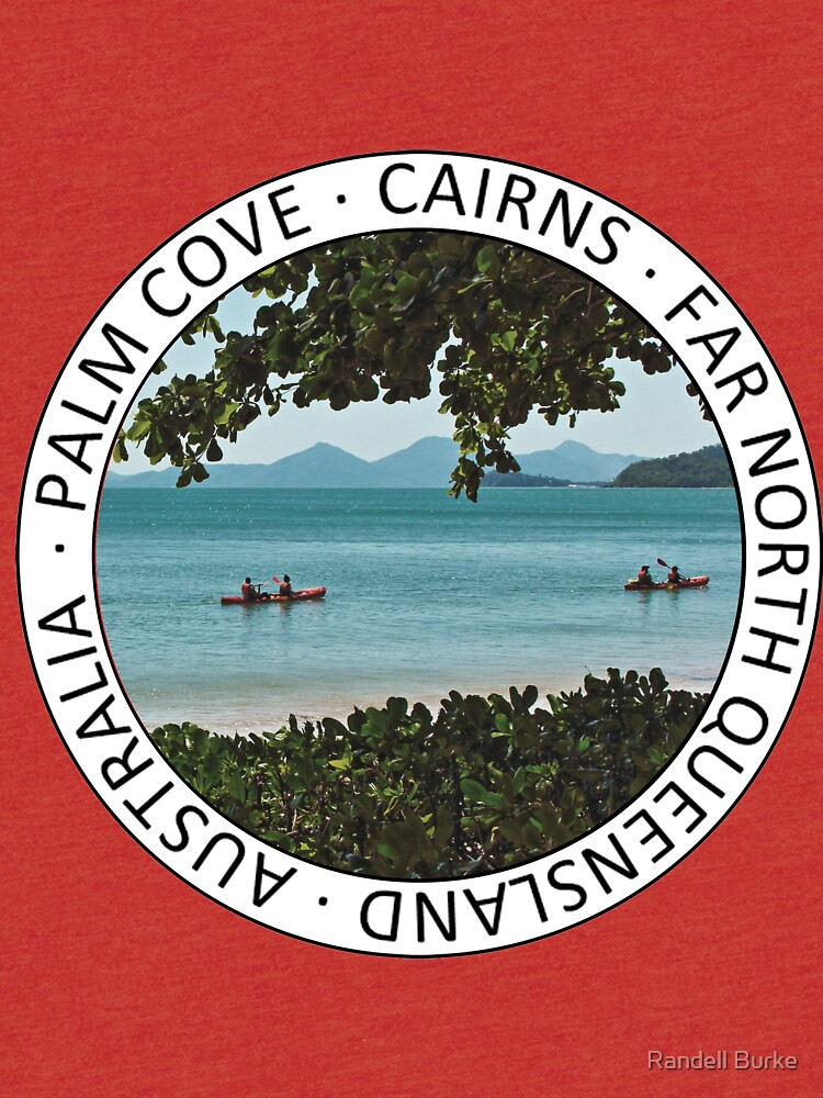 Palm Cove kayaking image  by inntron