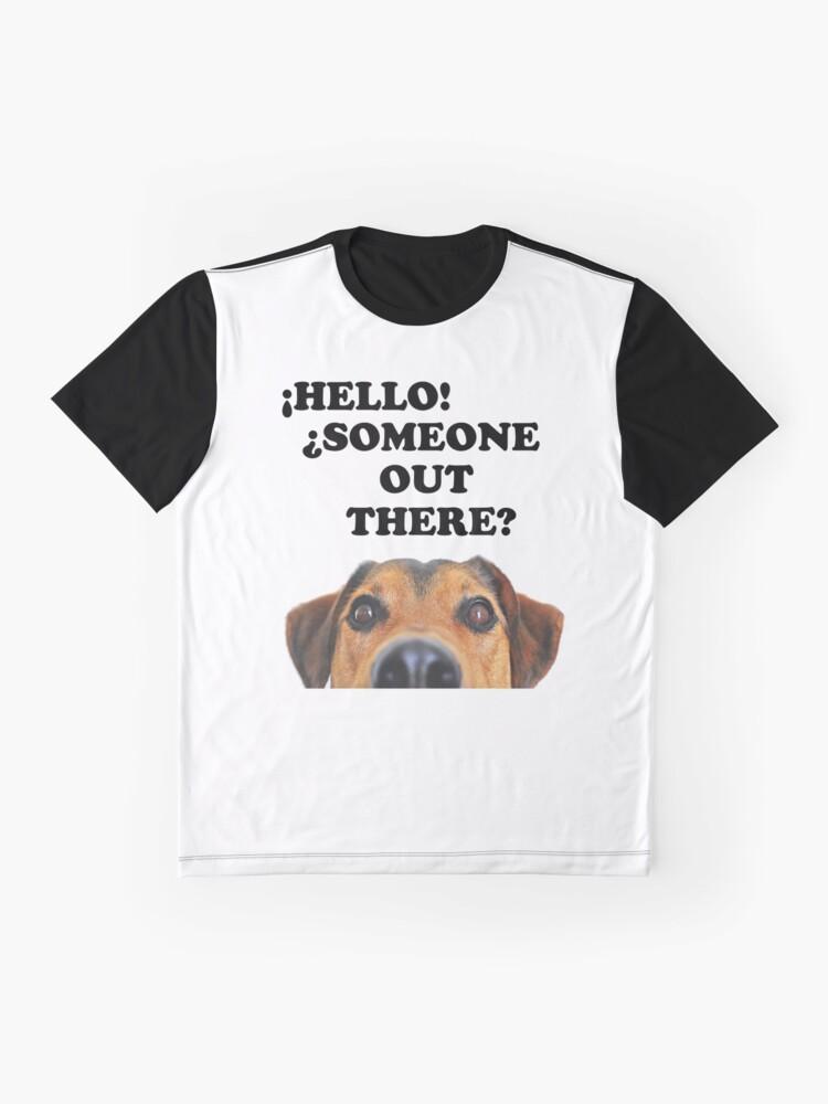 Alternate view of Artículo divertido para los amantes de las mascotas Graphic T-Shirt