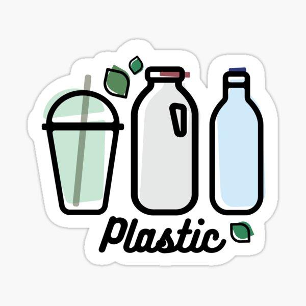 Plastic Label Sticker