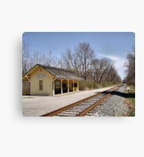 Cuyahoga Valley Scenic Railroad Canvas Print