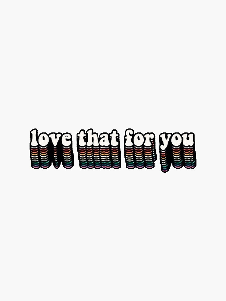 LOVE THAT FOR YOU by sophiebeckham13
