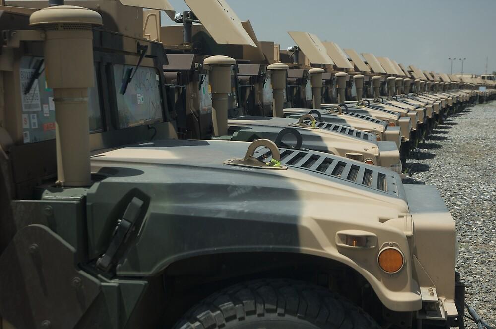 One billion Dollars in Hummves by capturedjourney