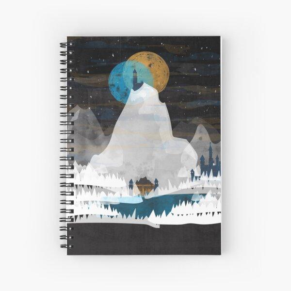 The Observatory... Spiral Notebook