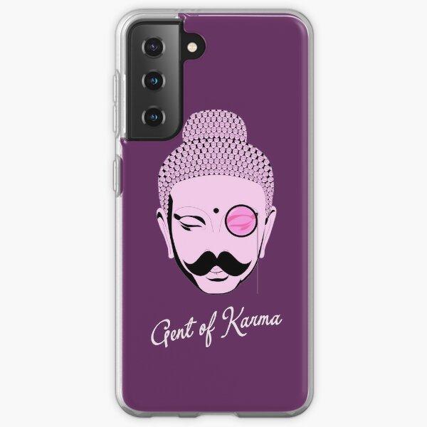 Gent Of Karma Samsung Galaxy Soft Case