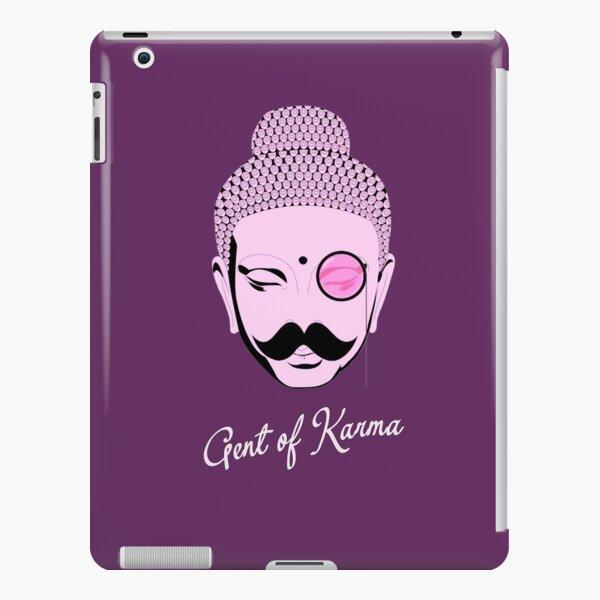 Gent Of Karma iPad Snap Case