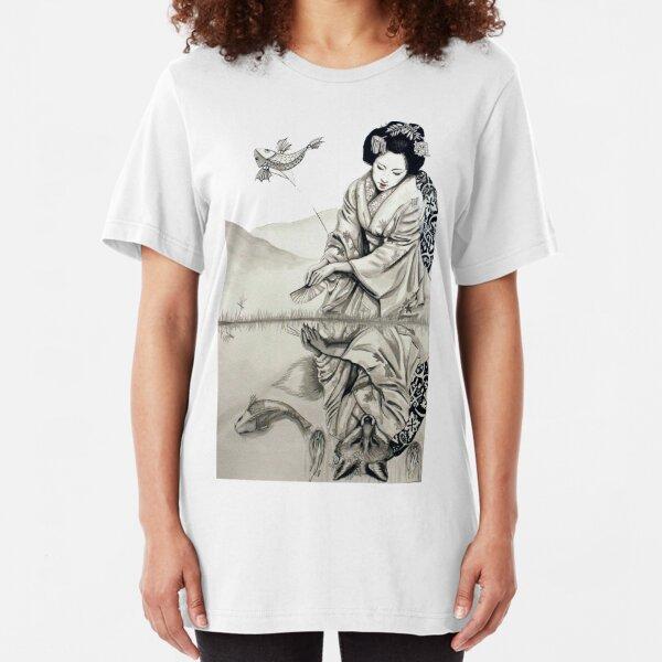 Geisha Slim Fit T-Shirt