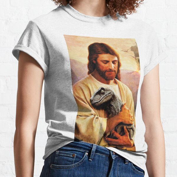 Jesus Raptor Classic T-Shirt