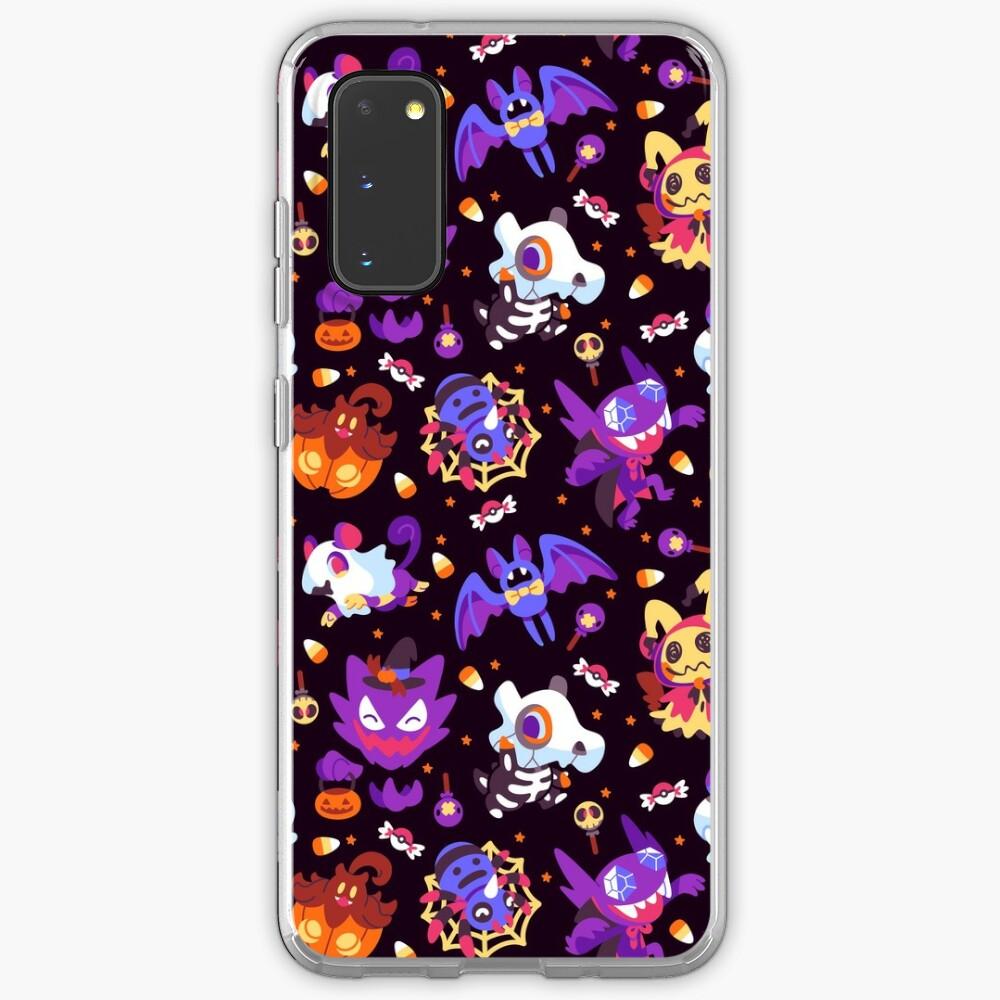 Halloween Pokes Case & Skin for Samsung Galaxy