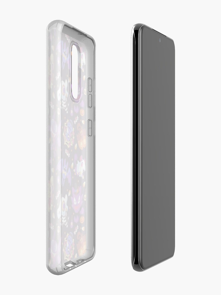 Alternate view of Halloween Pokes Case & Skin for Samsung Galaxy