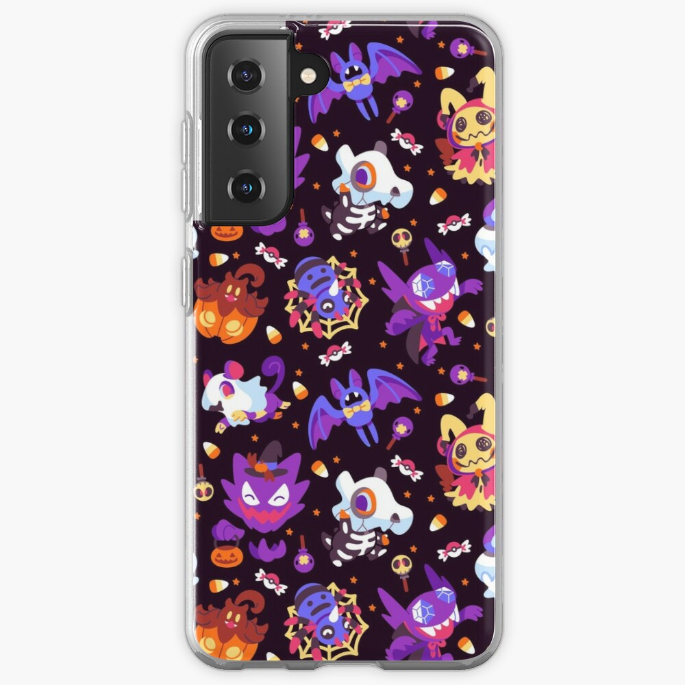 Halloween Pokes Samsung Galaxy Phone Case