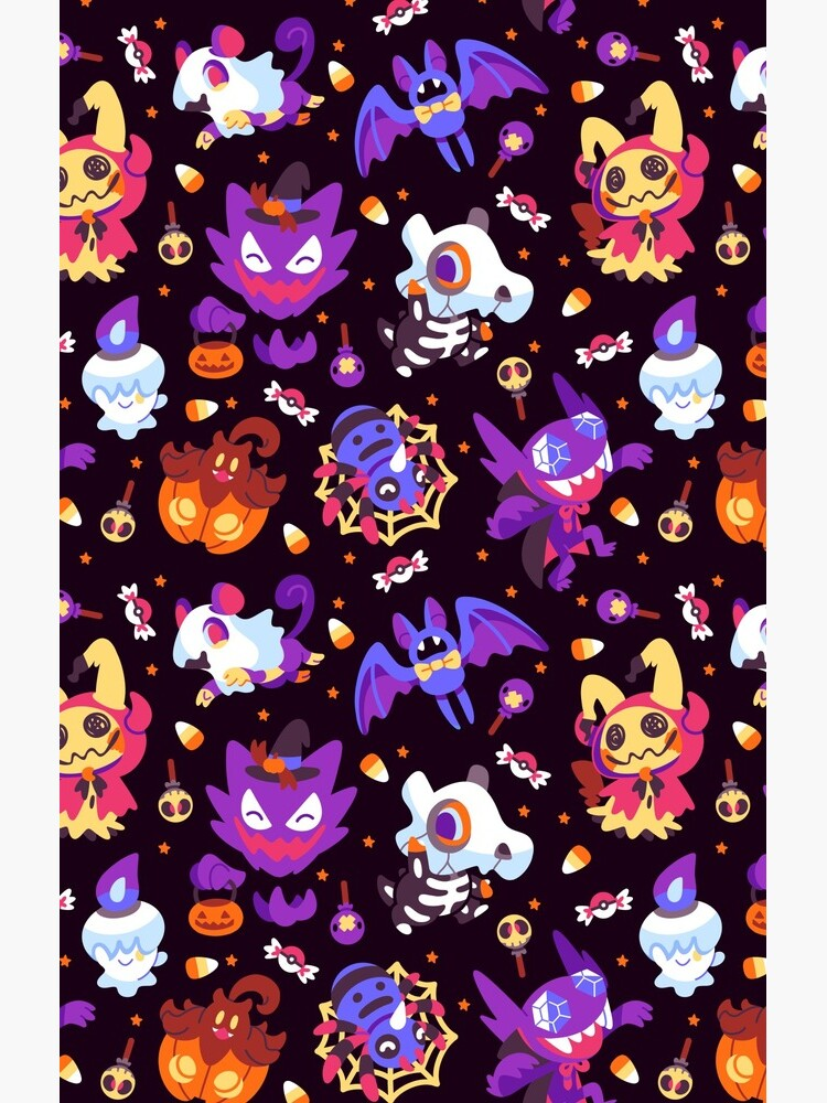 Halloween Pokes by Versiris