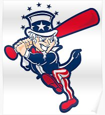 Yankee Uncle Sam Poster