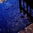 Puddle reflection by heartyart