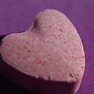 My Violet Heart by TriciaDanby