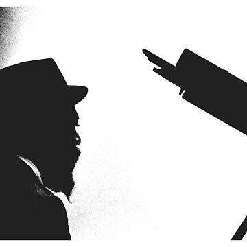 Thelonious Monk by Glouglou11