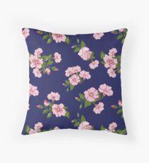 Pretty pink floral Australia's Sturts Desert Rose Floor Pillow