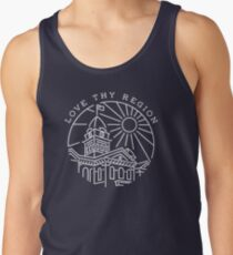Courthouse on Main Men's Tank Top
