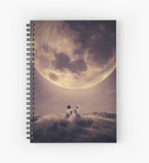 Where we tell our stories Spiral Notebook