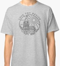 Courthouse on Main Classic T-Shirt