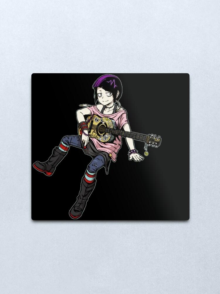 Casual Kyoka Jiro Metal Print