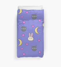 Sailor Moon R inspirierte Chibusa Luna-P Tagesdecke Kuscheldecke SuperS Version Bettbezug