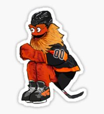 Gritty - Tiger Williams Sticker