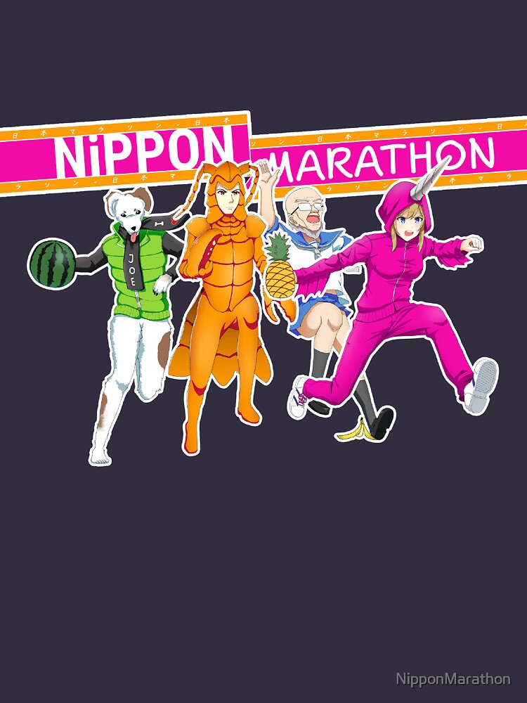 Nippon Marathon: I can't choose who's my favourite! by NipponMarathon