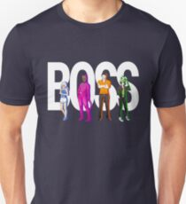 Nippon Marathon: Who's the Boss? Unisex T-Shirt