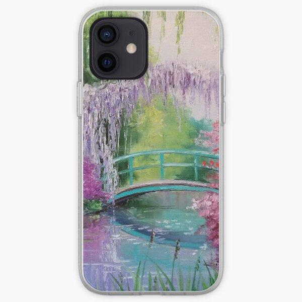 peinture à l'huile Coque souple iPhone