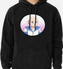 Nippon Marathon: XEN BAE why are you so kawaii? Pullover Hoodie