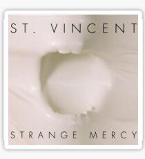 Strange Mercy- St. Vincent Sticker