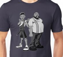 The Fresh Prince and Uncle Phil Unisex T-Shirt