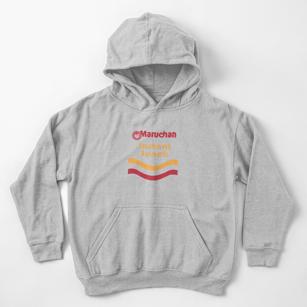 Maruchan Instant Lunch Kids Pullover Hoodie