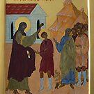Anoitment of David by stepanka